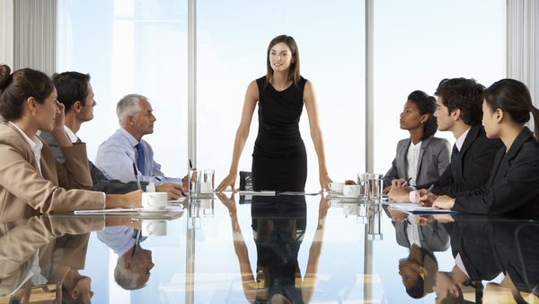Why Women on Board Make Smart Business Sense?