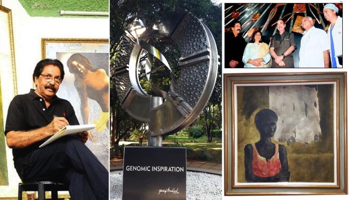Yusuf Arakkal – A Loss to the ArtWorld