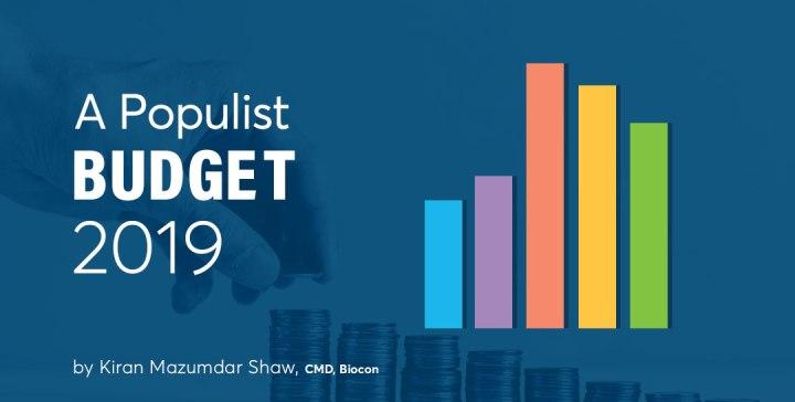 A Populist Budget
